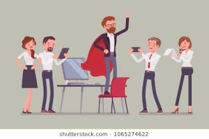 office-hero-admired-by-colleagues-260nw-1065274622