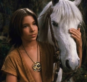 image of atreyu with artax never ending story movie